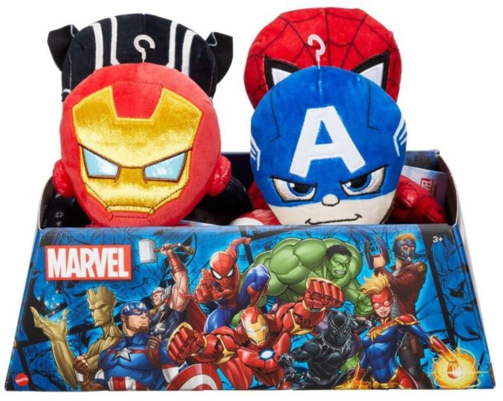 """Marvel - Mattel - Marvel 8"""" Basic Plush Assortment"""