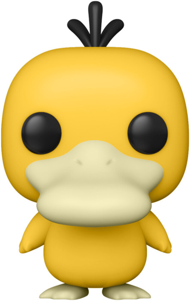 - FUNKO POP! GAMES: Pokemon - Psyduck