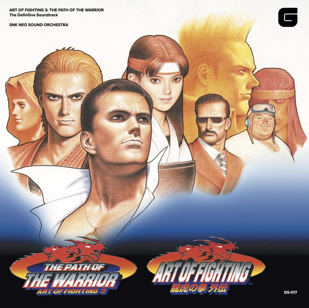 Snk Neo Sound Orchestra - Art Of Fighting Iii / O.S.T.