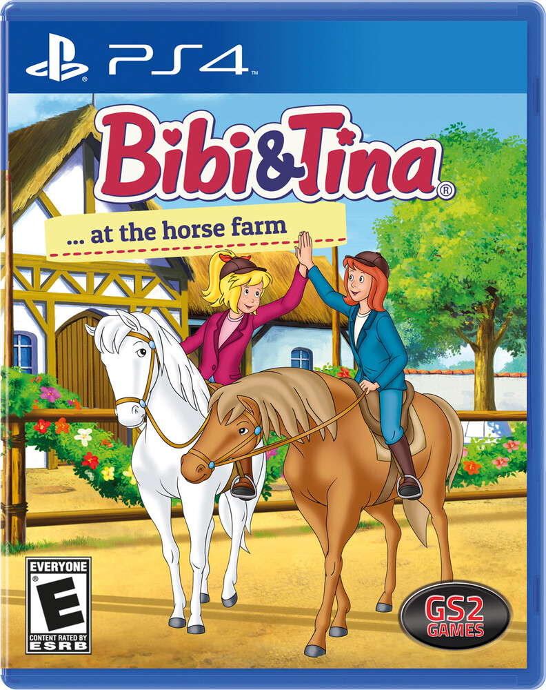 Ps4 Bibi & Tina at the Horse Farm - Bibi & Tina at the Horse Farm for PlayStation 4