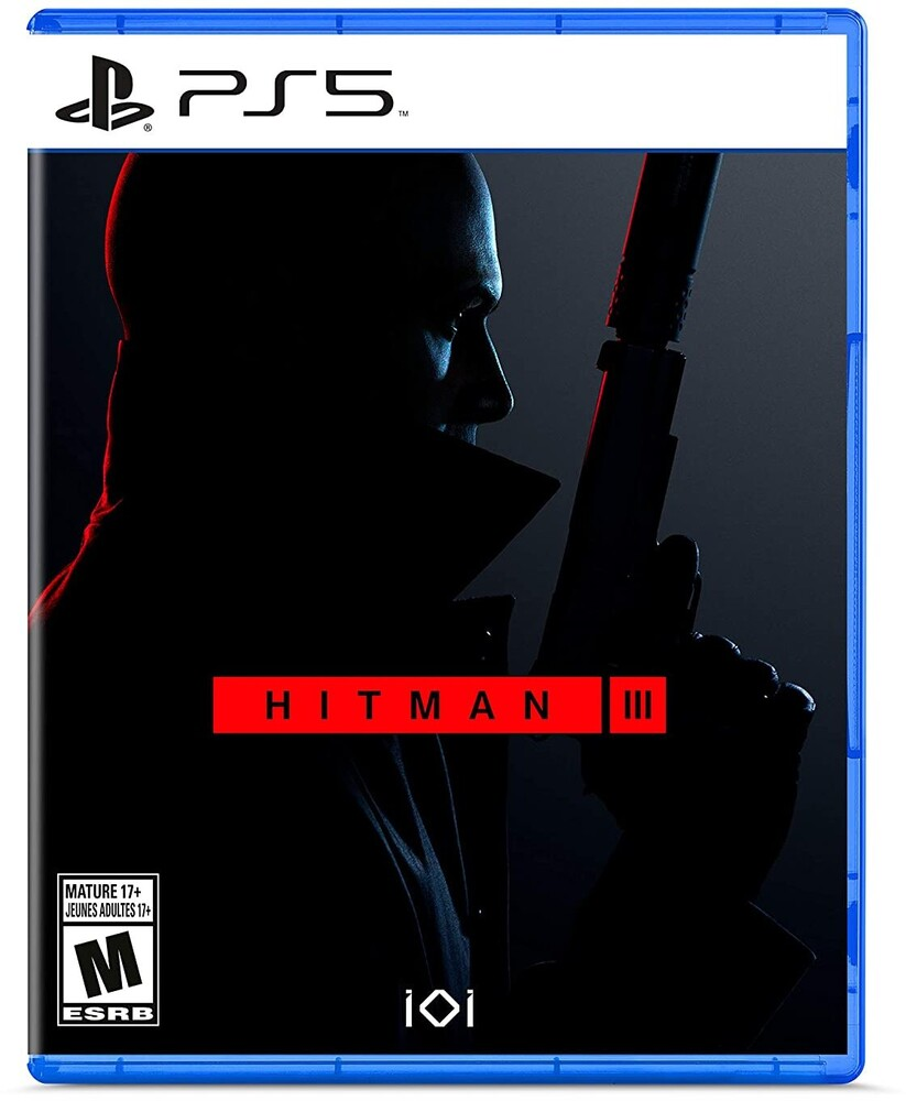Ps5 Hitman 3 - Hitman 3 for PlayStation 5