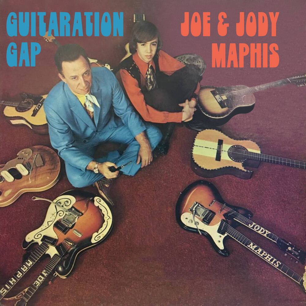 Joe Maphis  / Maphis,Jody - Guitaration Gap (Mod)
