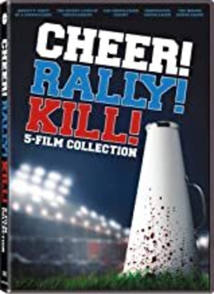 Cheer Rally Kill 5-Film Collection - Cheer! Rally! Kill! 5-Film Collection