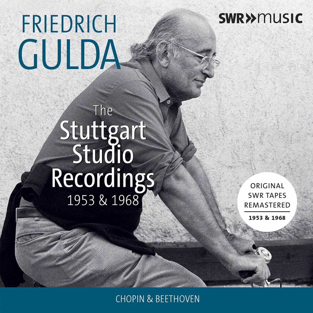 Beethoven / Friedrich Gulda - Stuttgart Studio Recording (2pk)
