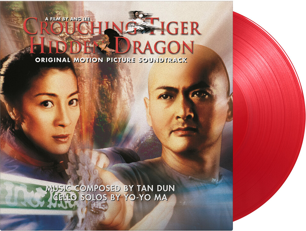Tan Dun  / Yo-Yo Ma (Ltd) (Ogv) (Red) - Crouching Tiger Hidden Dragon / O.S.T. [Limited Edition] [180 Gram]