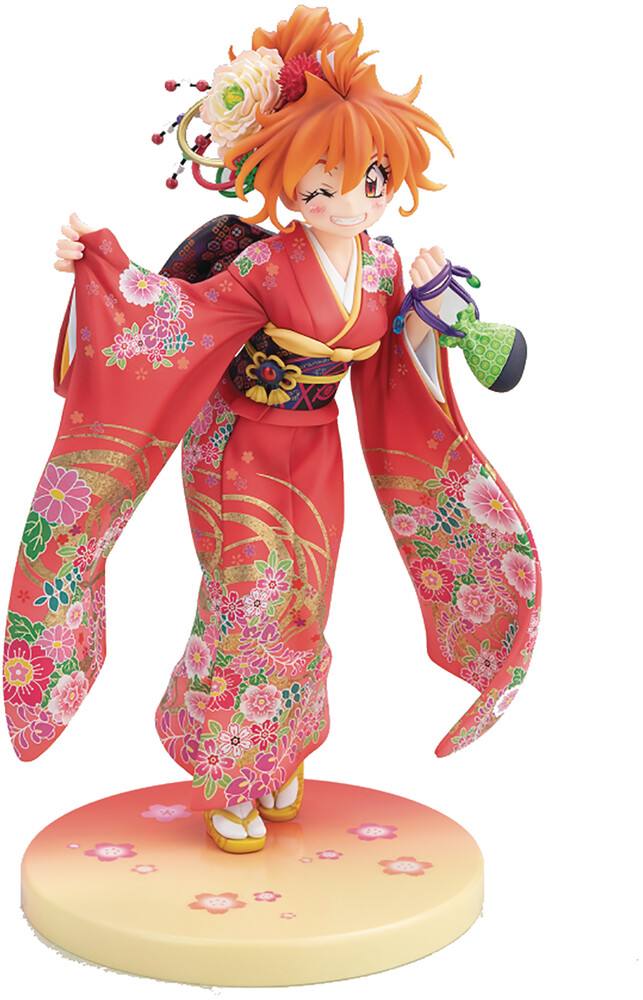 Good Smile Company - Good Smile Company - Slayers Lina InVersionse Kimono 1/7 PVC Figure