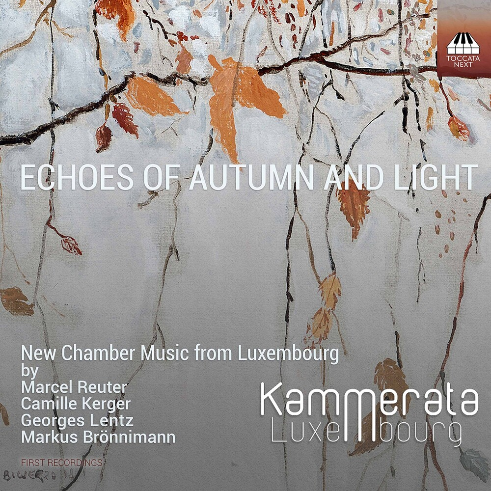 Bronnimann / Luxembourg - Echoes of Autumn & Light