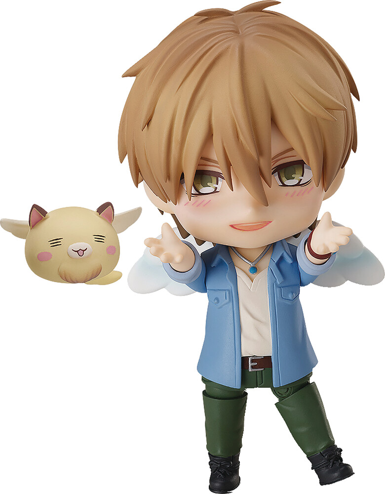 Good Smile Company - Good Smile Company - Dakaretai Otoko 1-I Ni Junta Azumaya NendoroidAction Figure