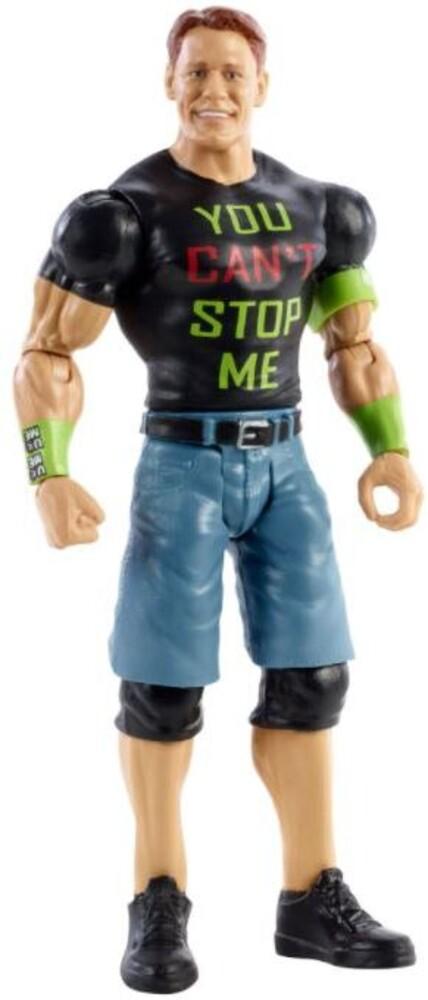 WWE - Mattel Collectible - WWE John Cena Top Picks