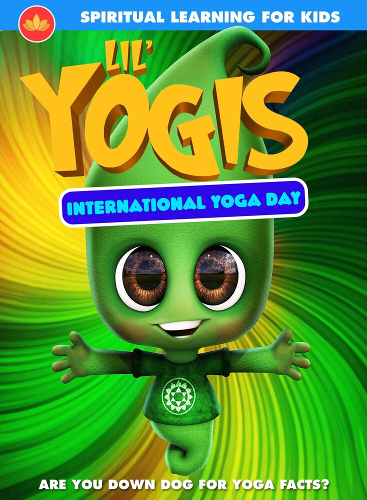 - Lil' Yogis: International Yoga Day