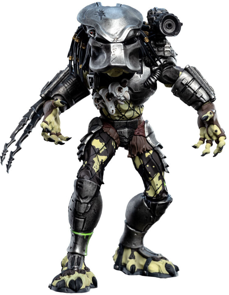 - WETA Workshop Mini Epics - Predator (1987) - Jungle Hunter (AE Exclusive)