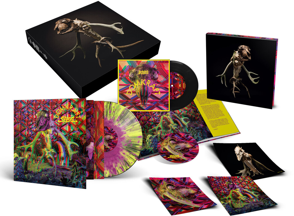 Domkraft - Seeds (Box Set) (Gate) (Grn) [Limited Edition] (Purp) (Ylw)