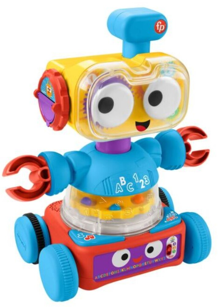 - Fisher Price - Learning Build-A-Bot