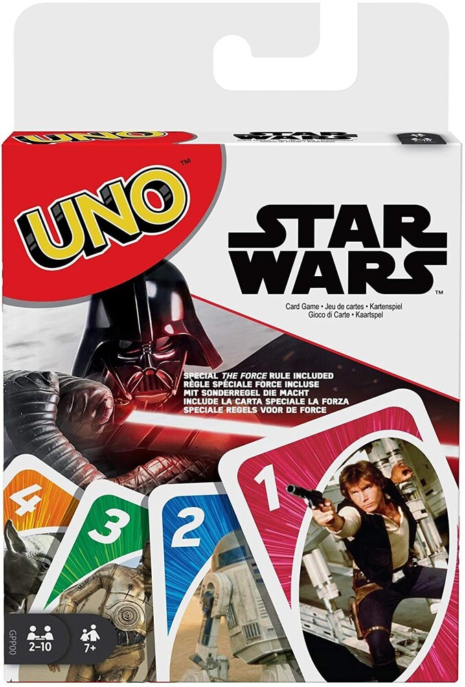 - Mattel Games - UNO Star Wars