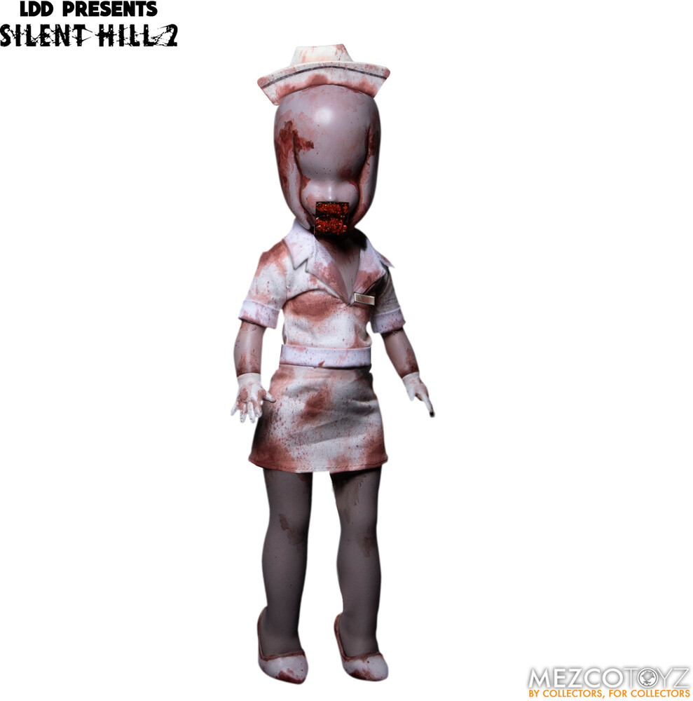 - Ldd Presents Silent Hill 2: Bubble Head Nurse