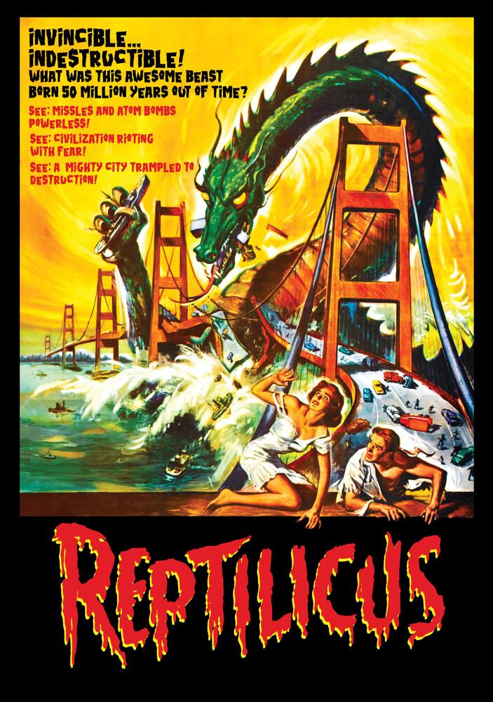 - Reptilicus