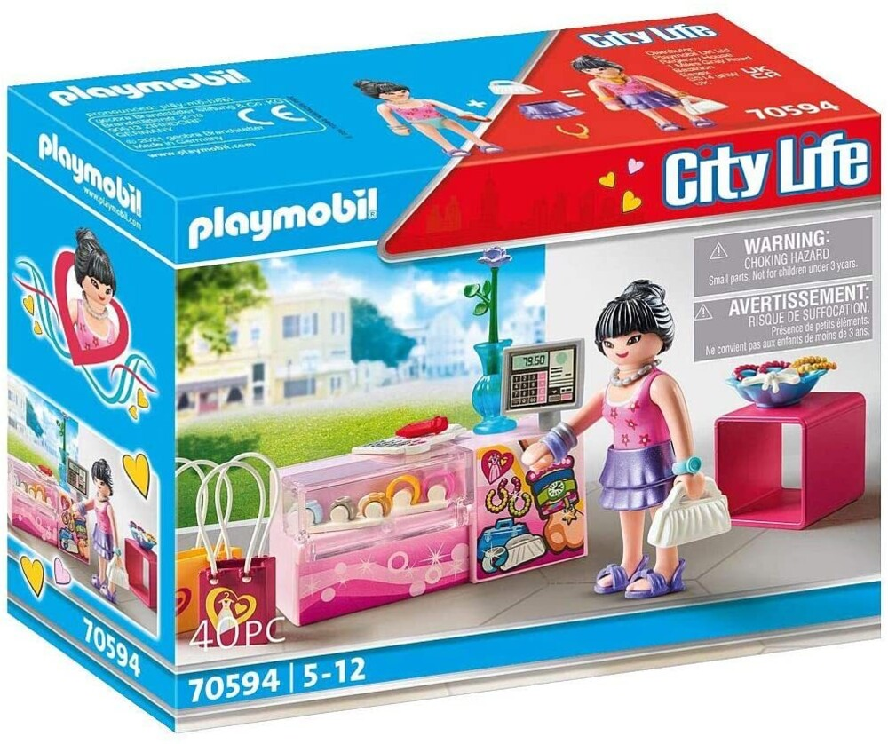 - City Life Fashion Accessories (Fig)