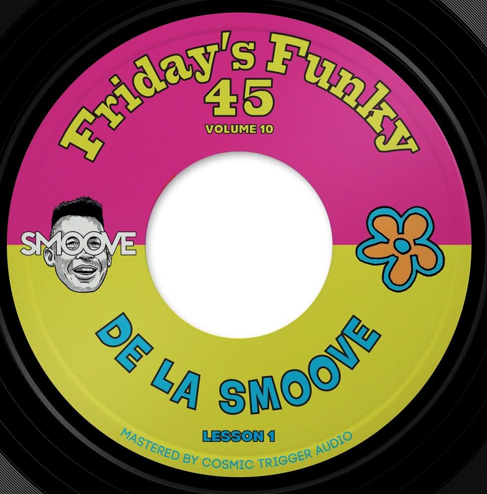 Smoove - De La Smoove B/W Hall & Soul