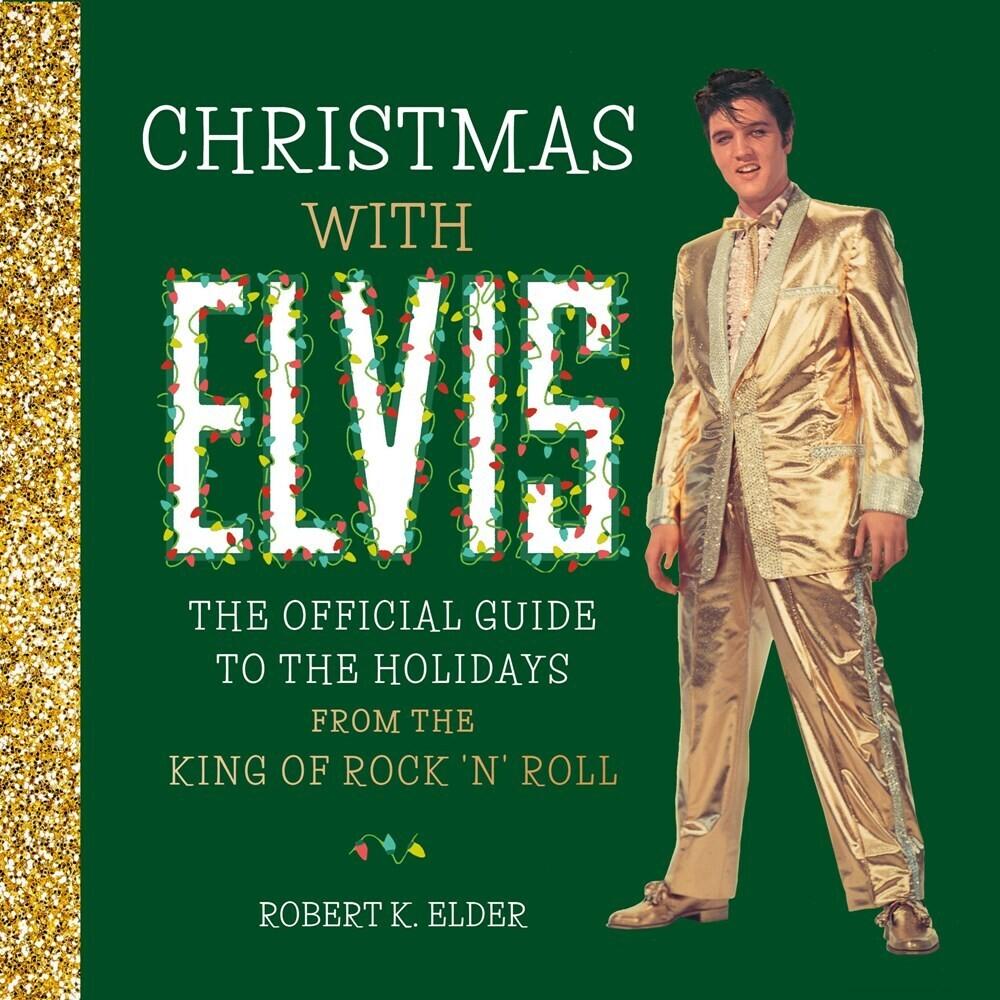 Robert Elder  K - Christmas With Elvis (Hcvr)