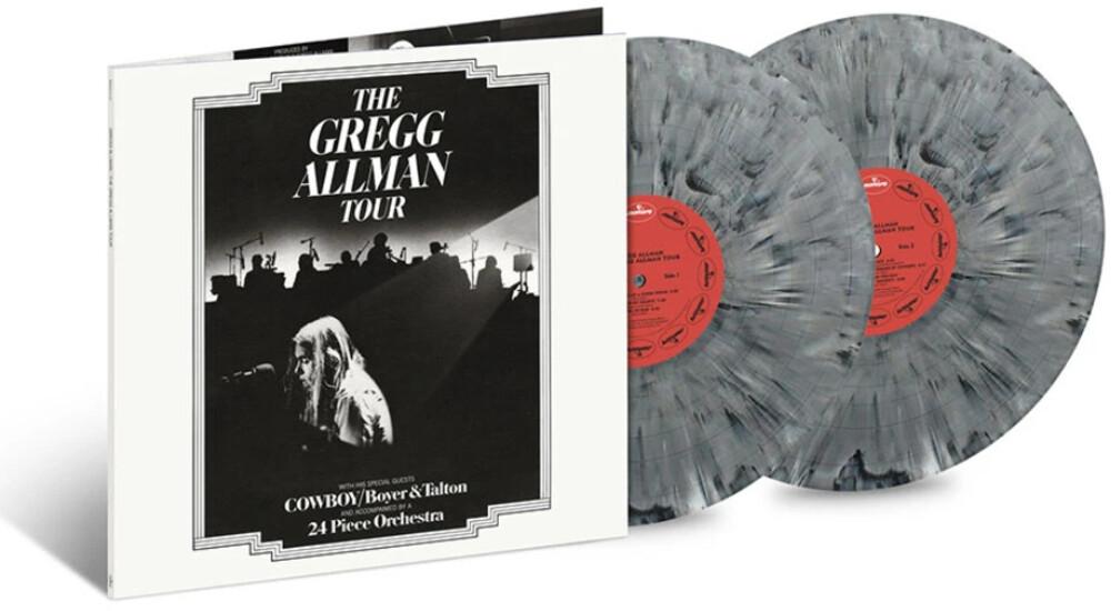 - The Gregg Allman Tour (Limited Edition) (Grey & White Marble Vinyl)
