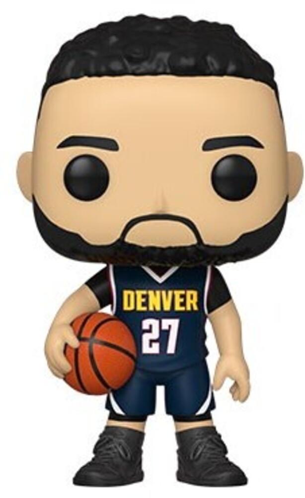 Funko Pop! NBA: - Nuggets- Jamal Murray (Dark Blue Jersey) (Vfig)