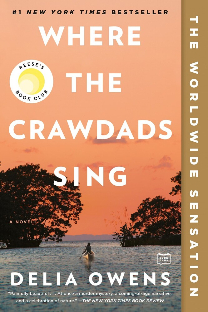 Delia Owens - Where The Crawdads Sing (Ppbk)