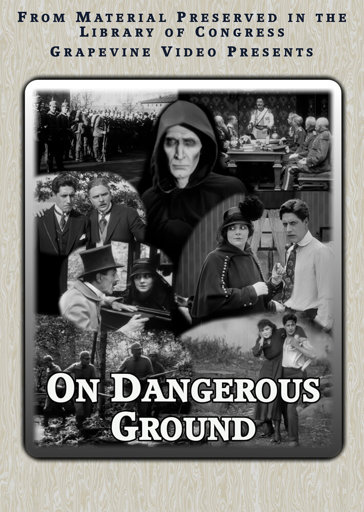 - On Dangerous Ground (1917) / (Mod)