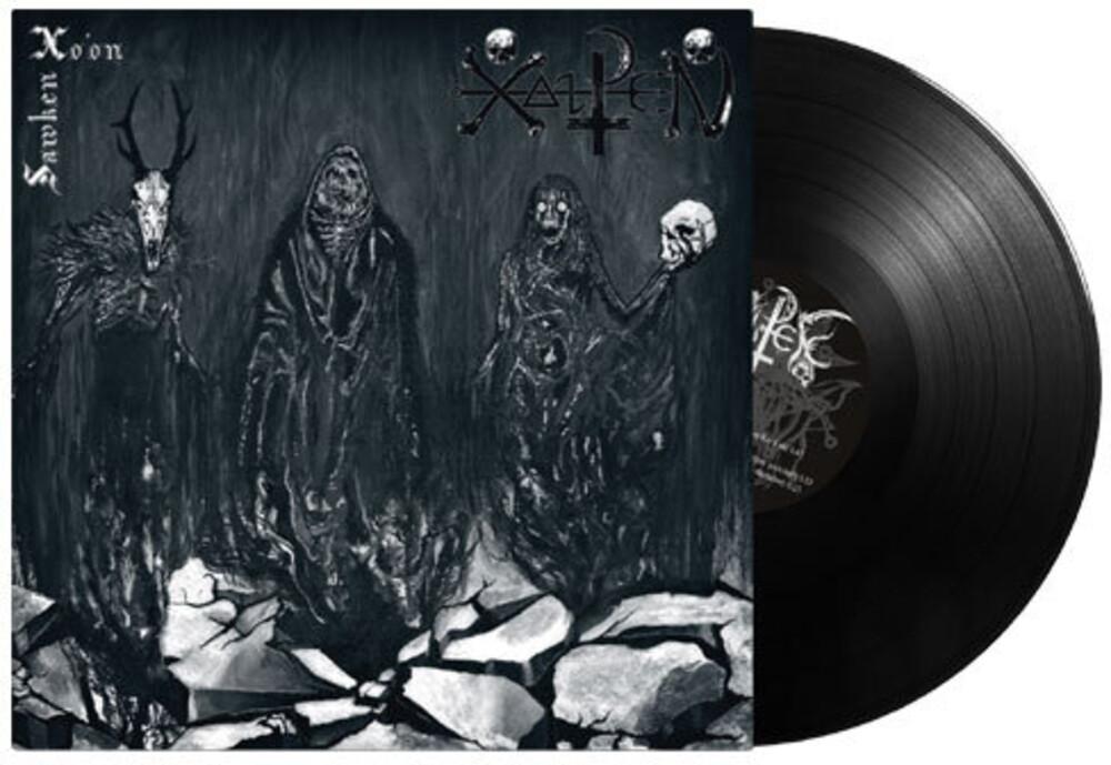 Xalpen - Sawken Xo On (Clear Vinyl) [Colored Vinyl] [Clear Vinyl]