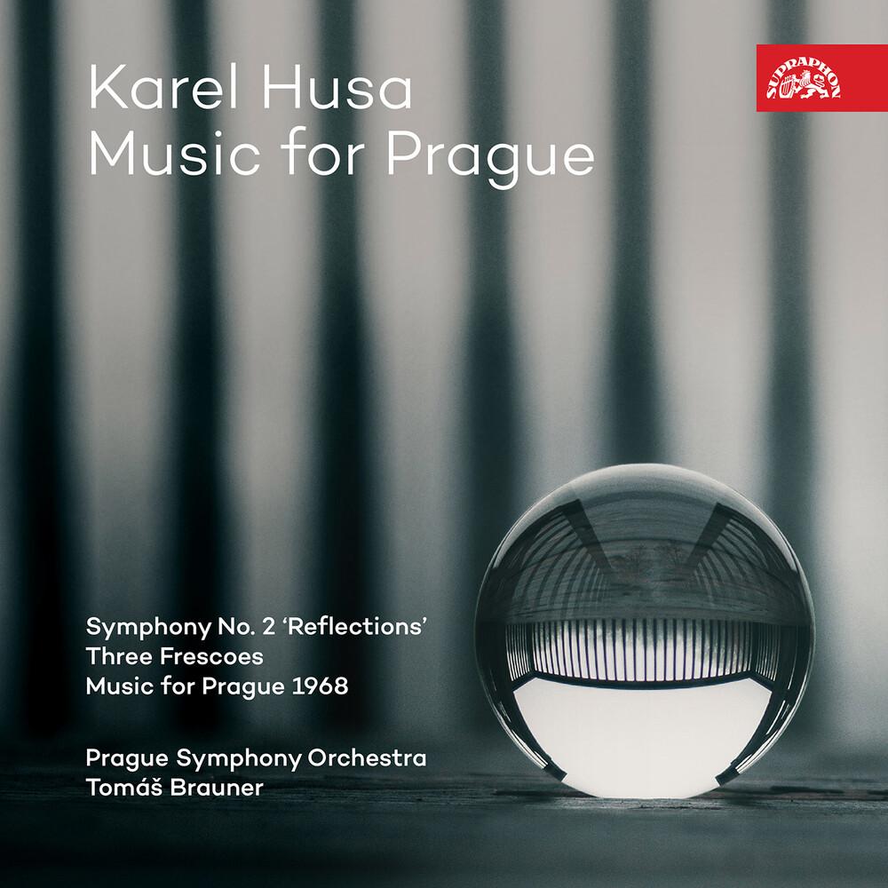 Husa / Pragu Symphony Orch / Brauner - Music For Prague