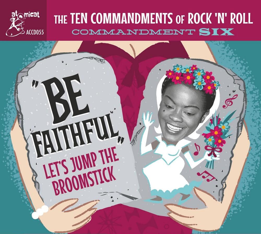 Various Artists - Ten Commandments Of Rock 'n' Roll 6 (Various Artists)
