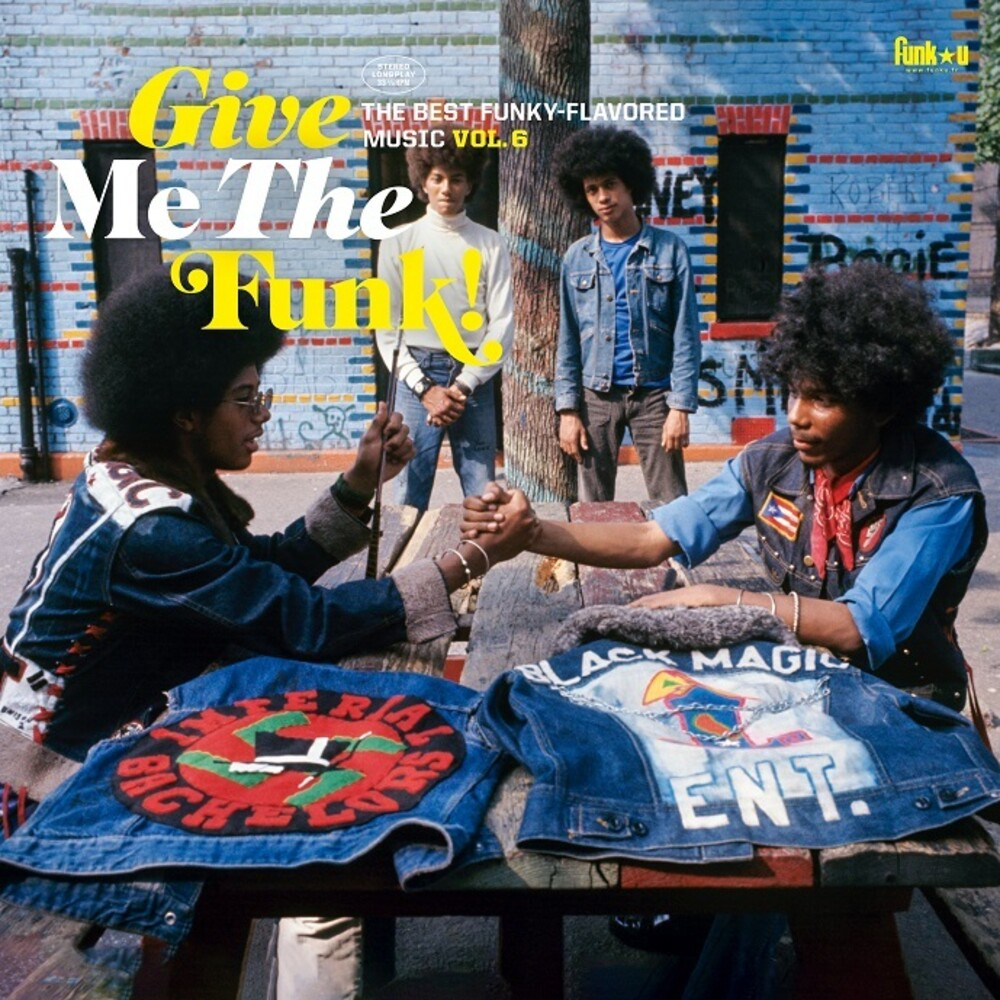 - Give Me The Funk Vol 6 / Various