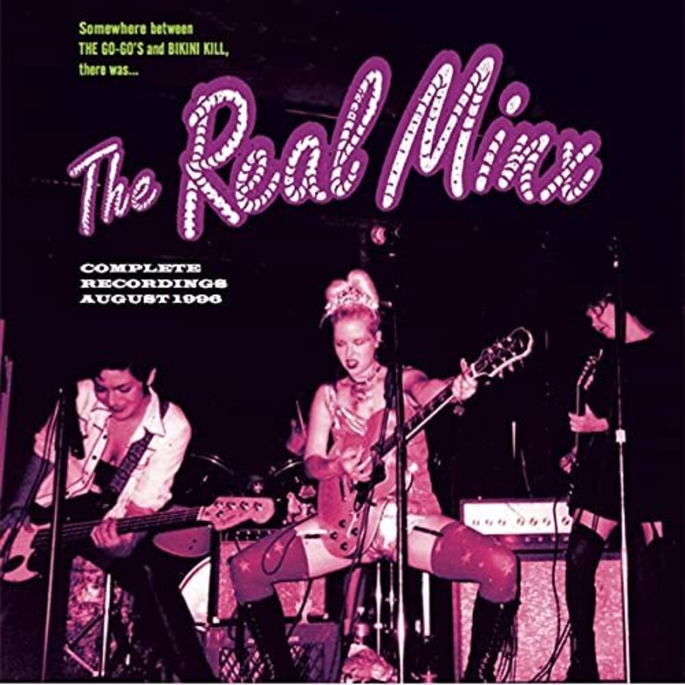 Real Minx - Heather Hotwheelz + 4