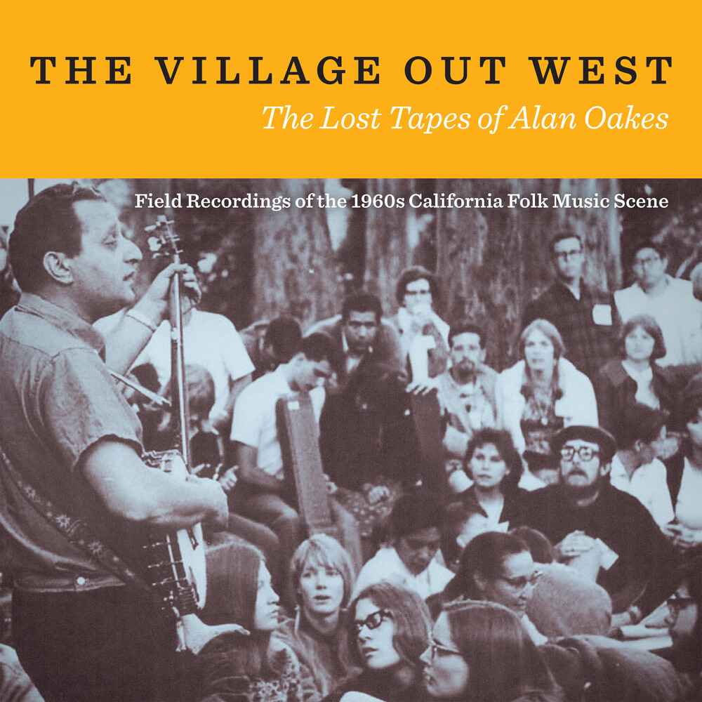 Village Out West: Lost Tapes Of Alan Oakes / Var - Village Out West: Lost Tapes Of Alan Oakes / Var