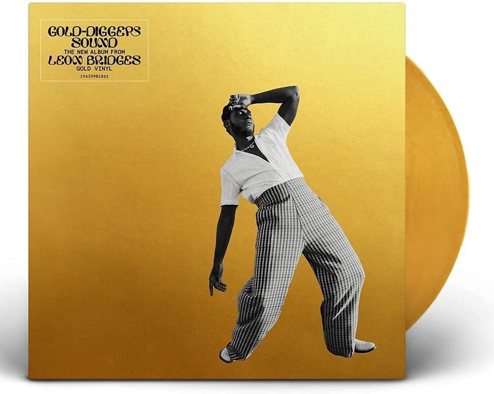 Leon Bridges - Gold Diggers Sound (Limited Edition) (Gold Vinyl) [Import]