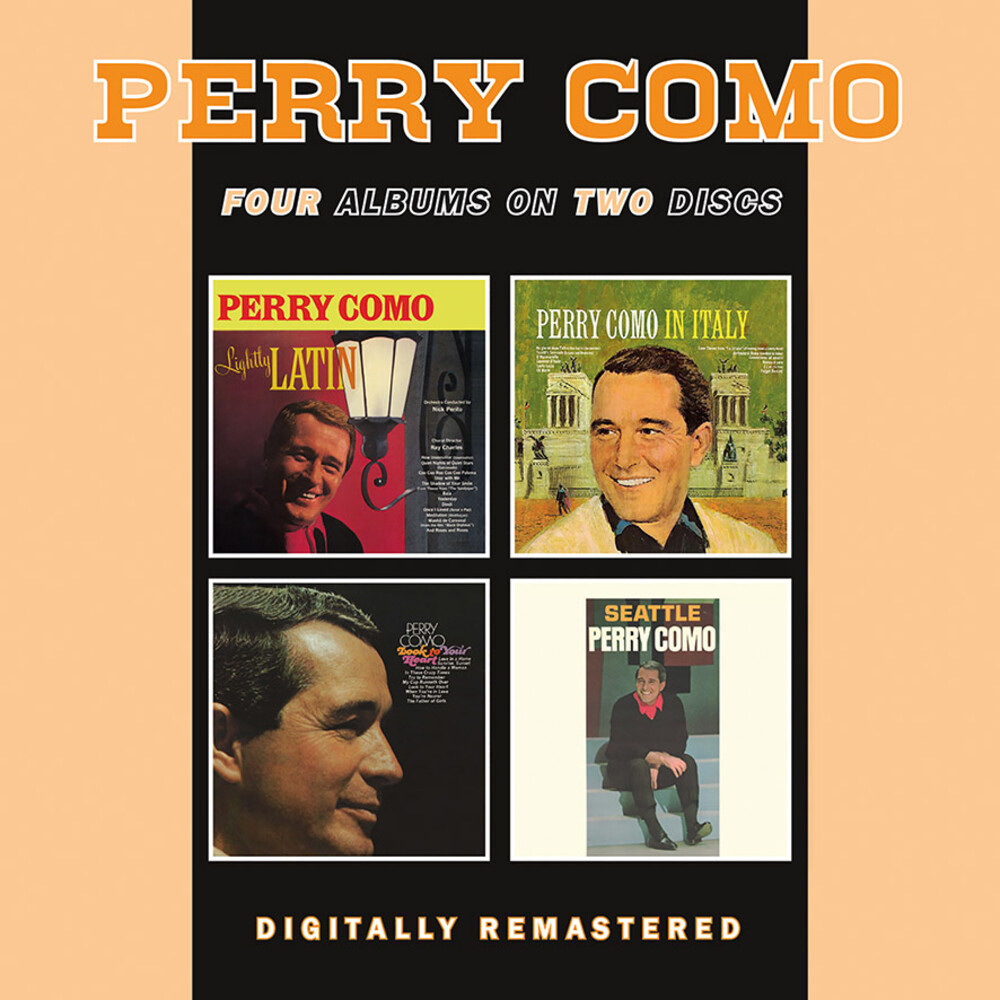 Perry Como - Lightly Latin / In Italy / Look To Your / Seattle