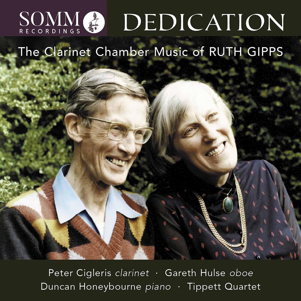 Gipps / Cigleris / Tippett Quartet - Dedication