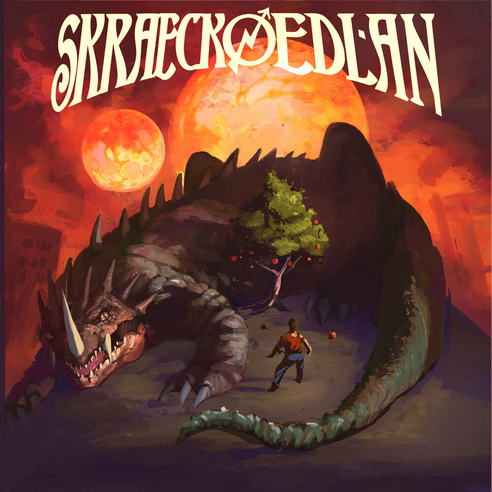 Skraeckoedlan - Appeltradet [Clear Vinyl] [Limited Edition]