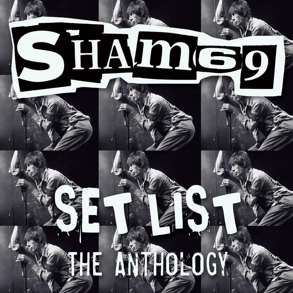 Sham 69 - Set List [Colored Vinyl] (Grn)