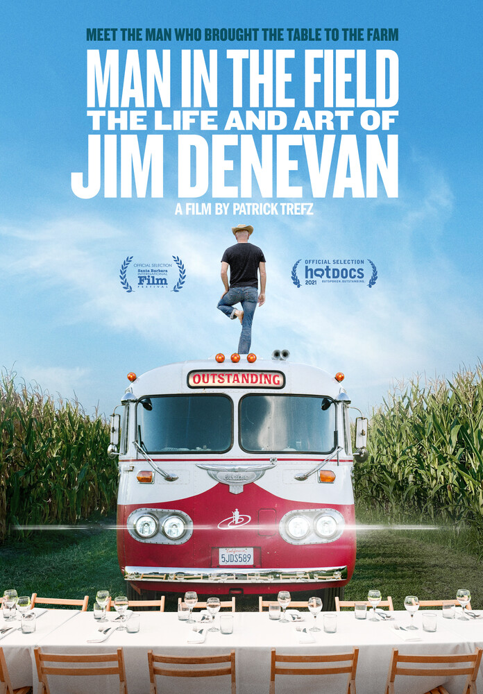 Man in the Field: Life & Art of Jim Denevan (2021) - Man In The Field: Life & Art Of Jim Denevan (2021)