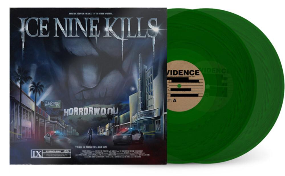 Ice Nine Kills - Silver Scream 2: Welcome To Horrorwood [Colored Vinyl] (Uk)