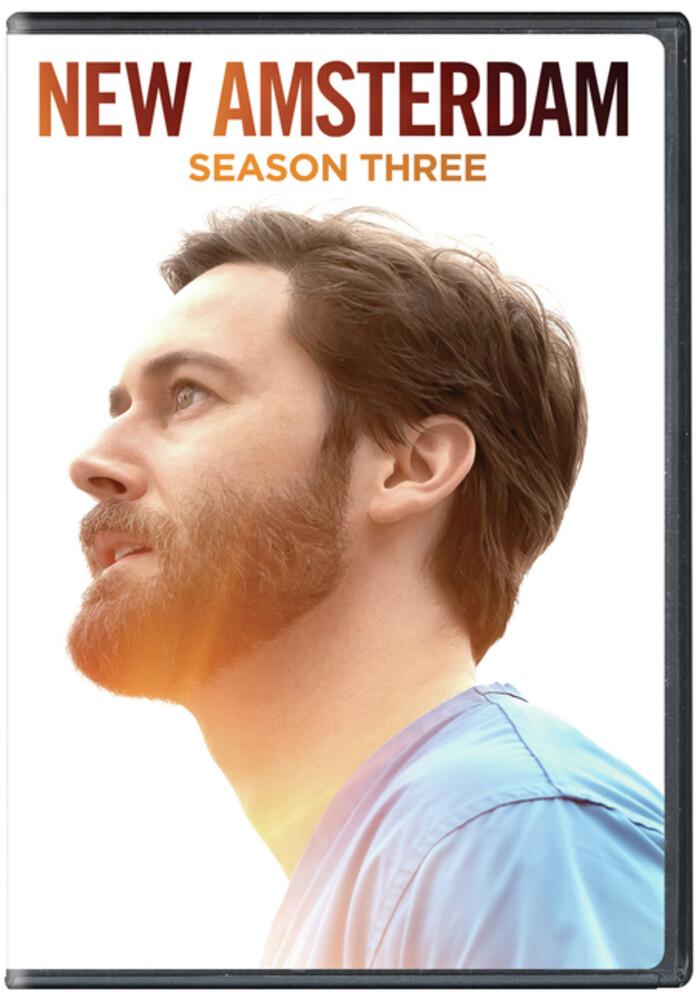 New Amsterdam: Season Three - New Amsterdam: Season Three (3pc) / (Mod 3pk Ac3)