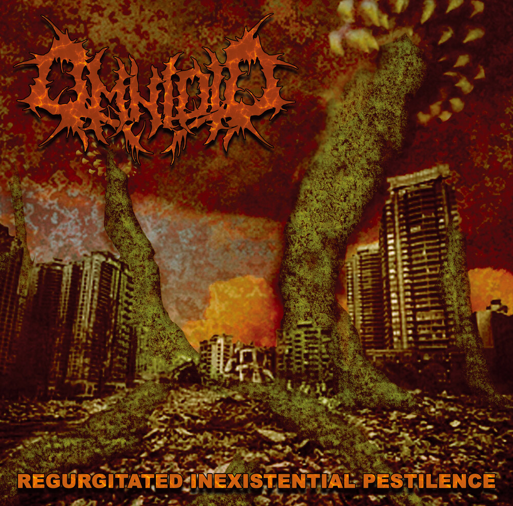 Omnioid - Regurgitated Inexistential Pestilence
