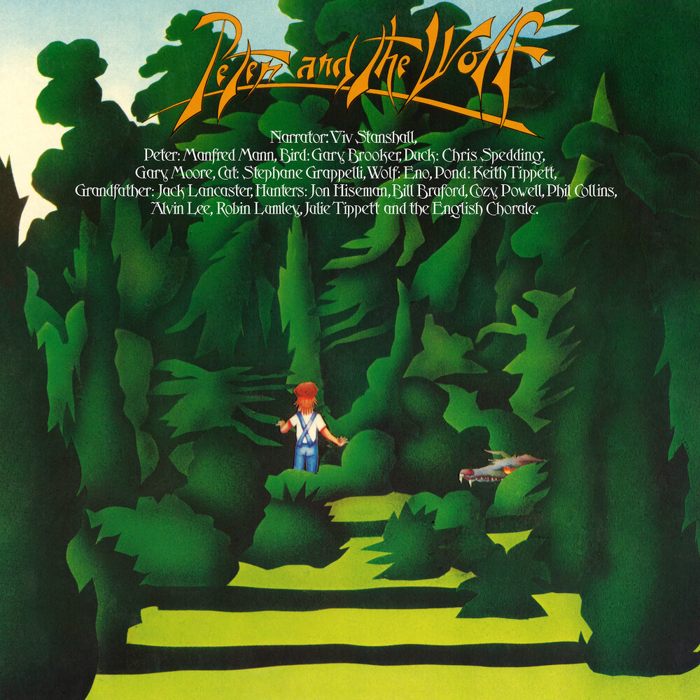 Lancaster, Jack / Lumley, Robin - Peter & The Wolf