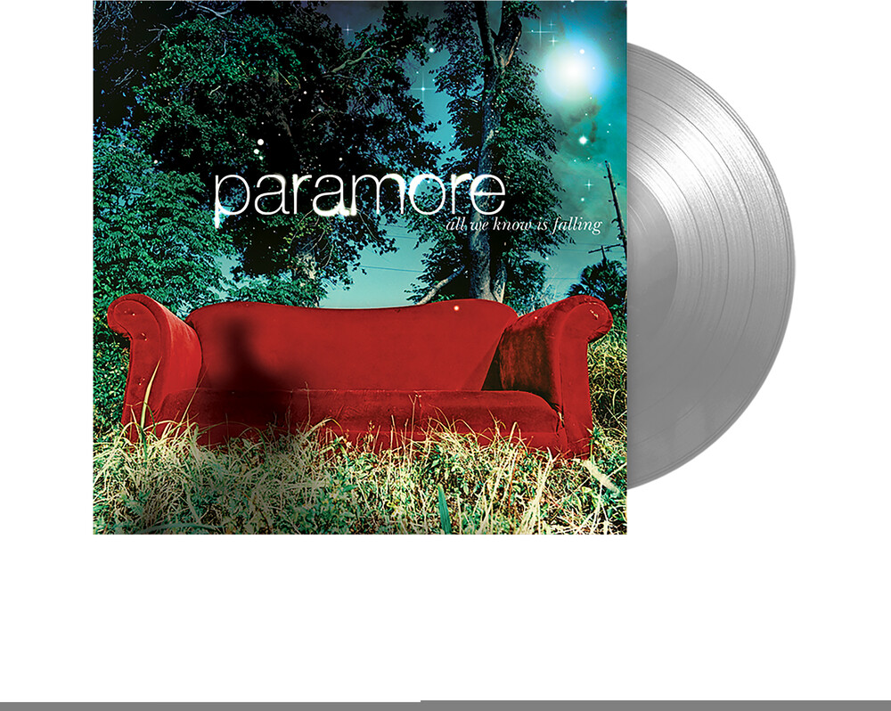 Paramore - All We Know Is Falling [Colored Vinyl] (Slv) (Aniv)