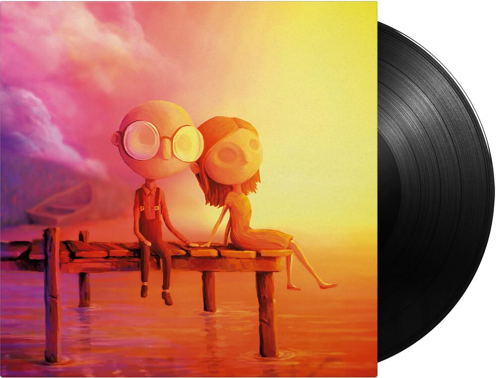 Steven Wilson  (Blk) (Gate) (Ogv) - Last Day Of June / O.S.T. (Blk) (Gate) [180 Gram]