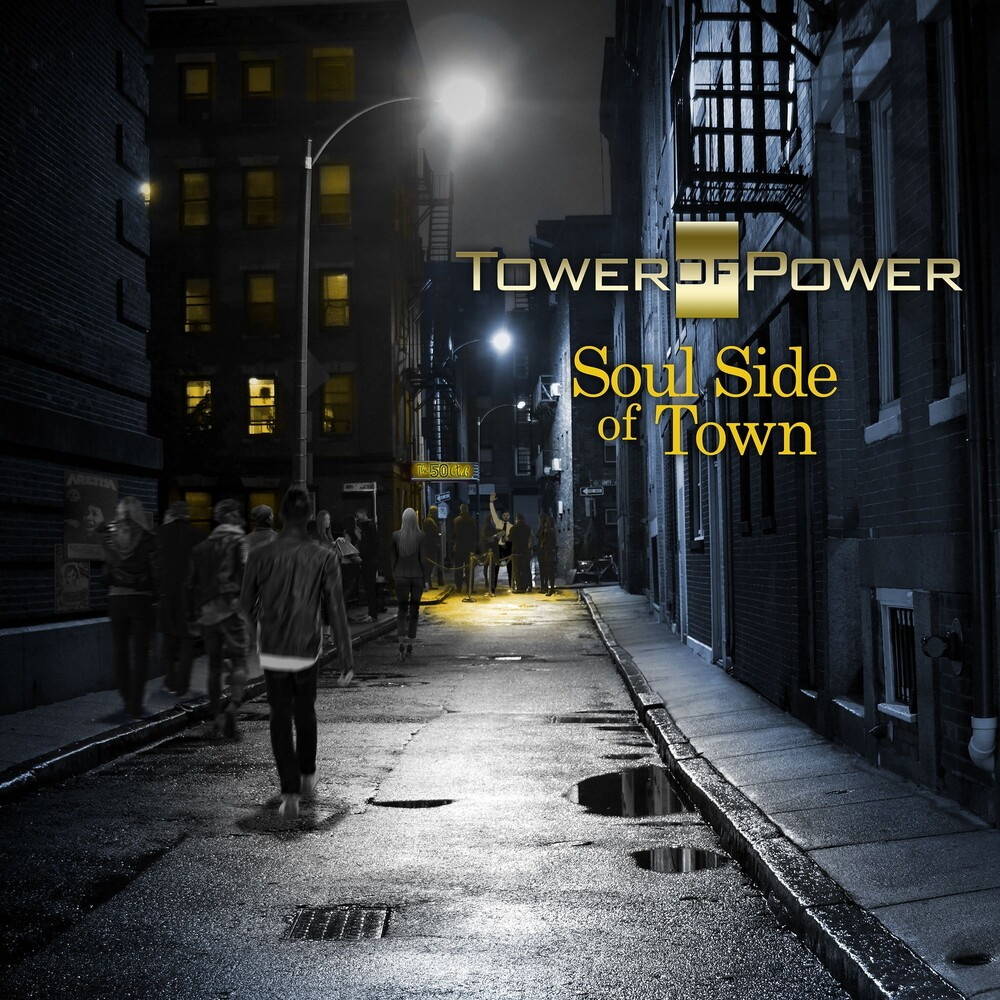 Tower Of Power - Soul Side Of Town [LP]