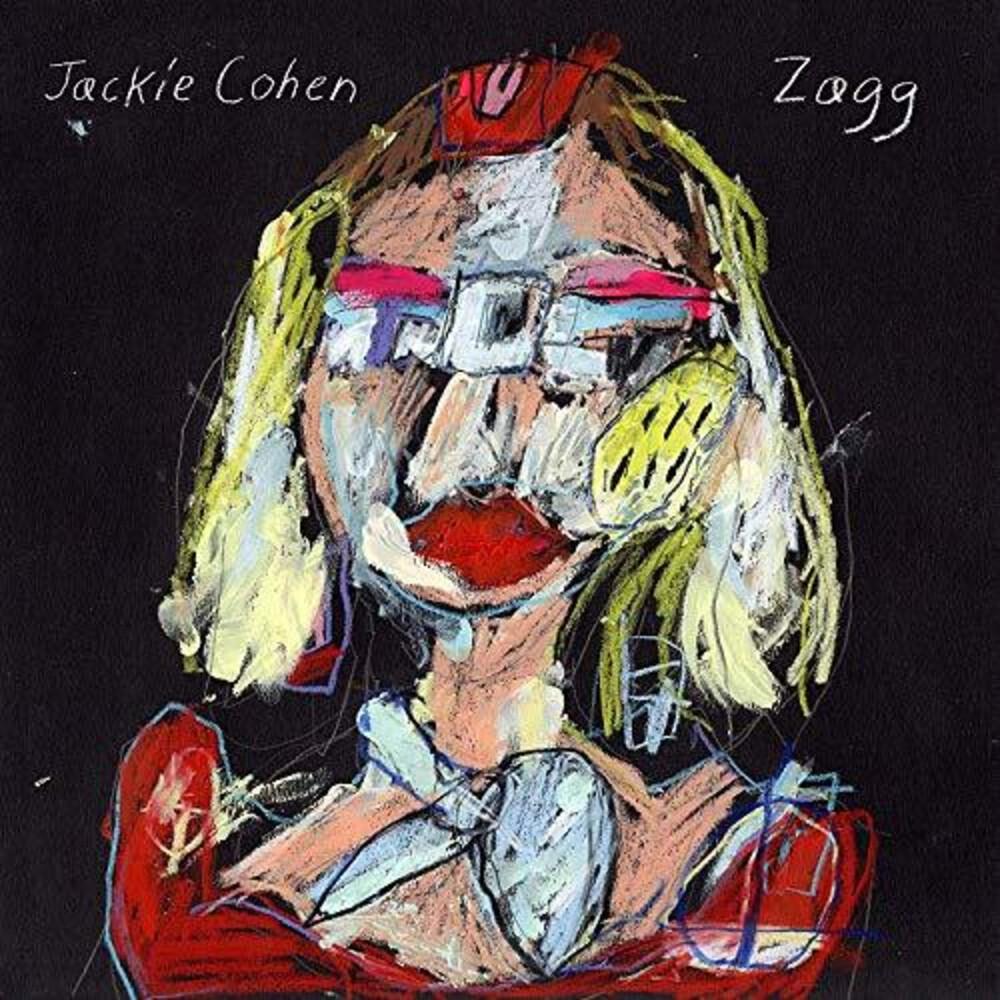 Jackie Cohen - Zagg