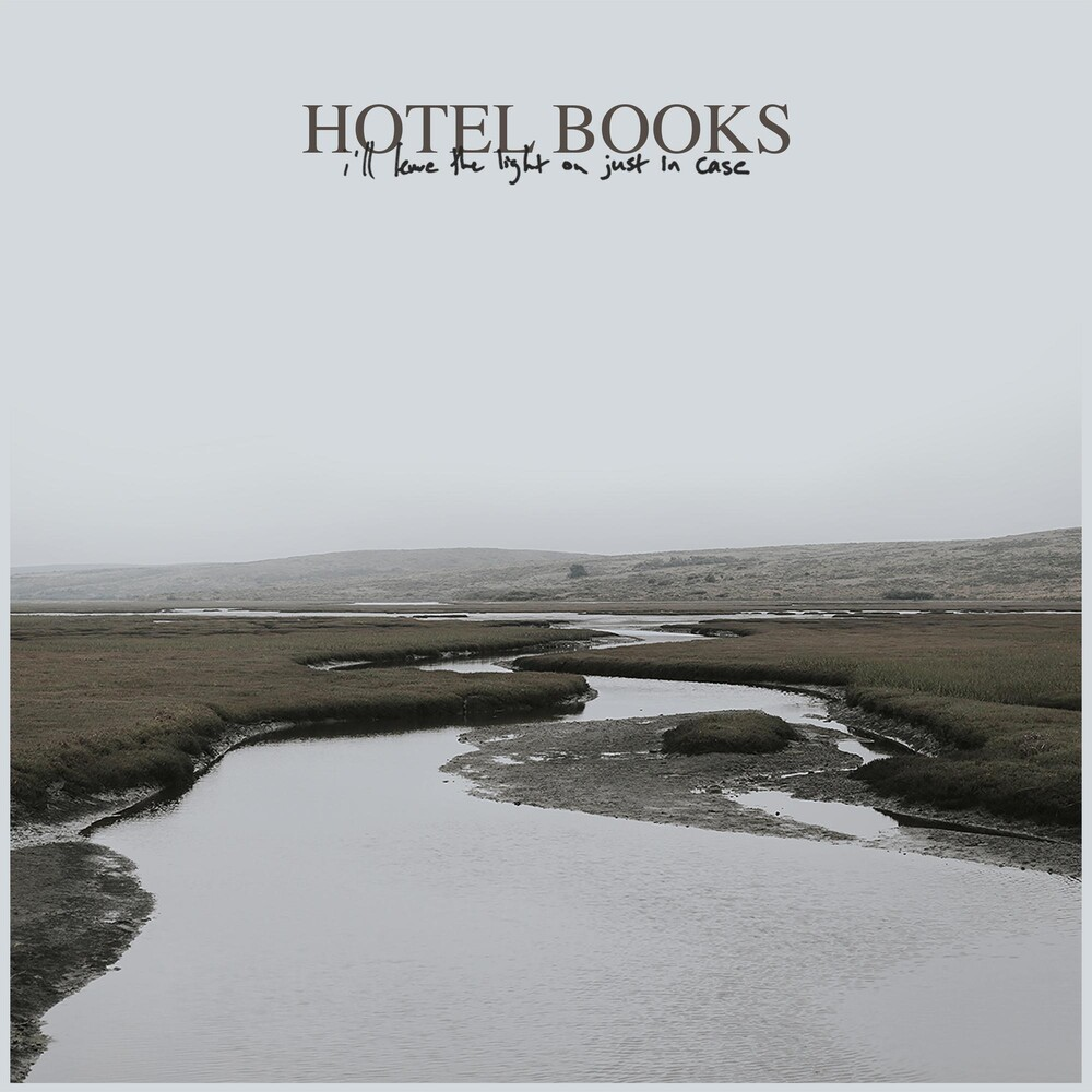 Hotel Books - I'll Leave The Light On Just In Casei'll Leave The
