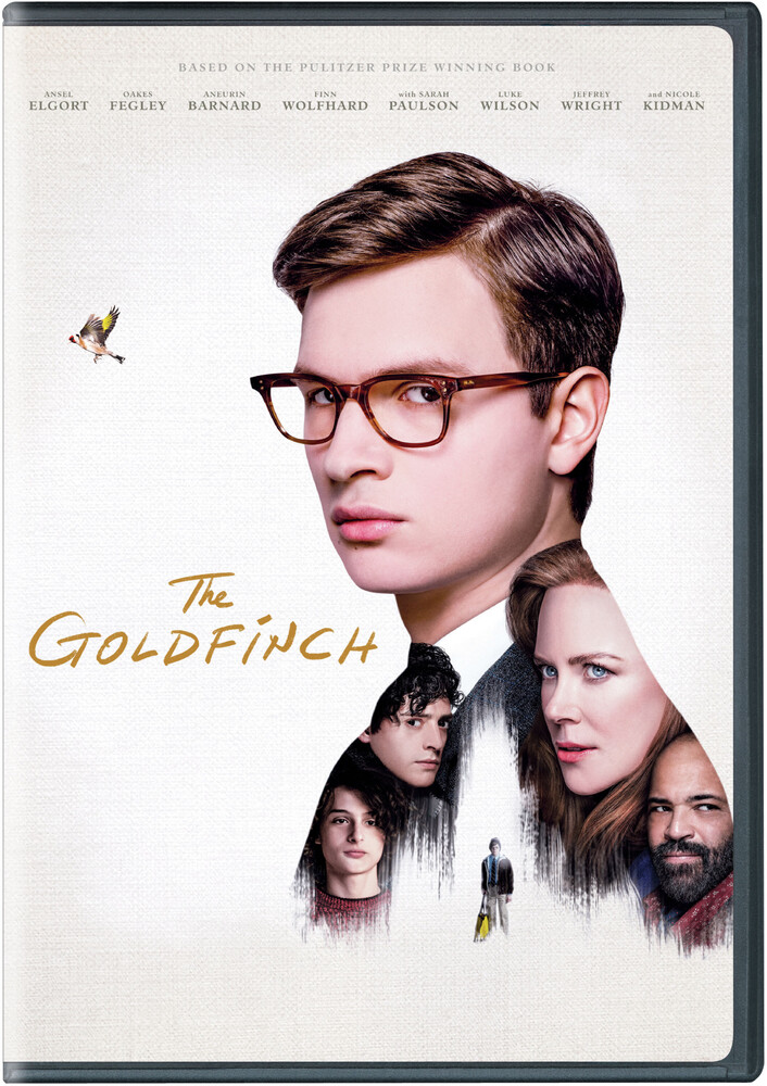 The Goldfinch [Movie] - The Goldfinch
