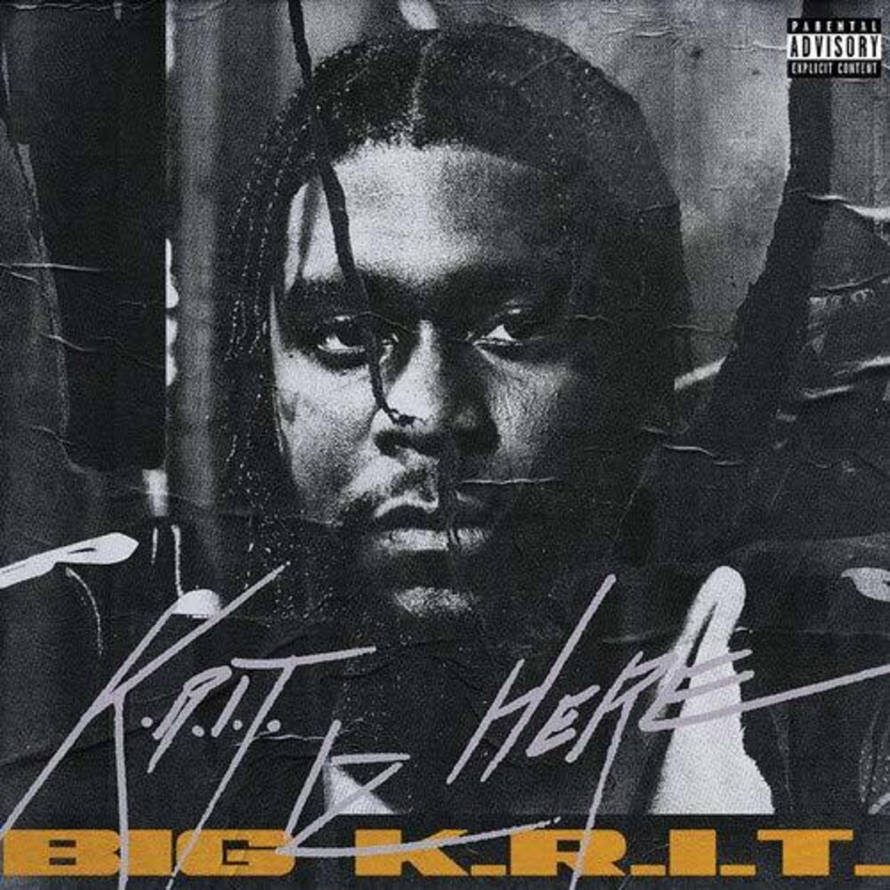 Big K.R.I.T. - K.R.I.T. Iz Here